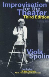 Portada Improvisation fo the theater Viola Spolin