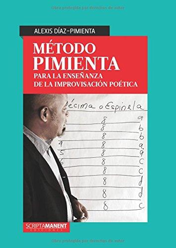 Portada Método Pimienta (Alexis Díaz-Pimienta)