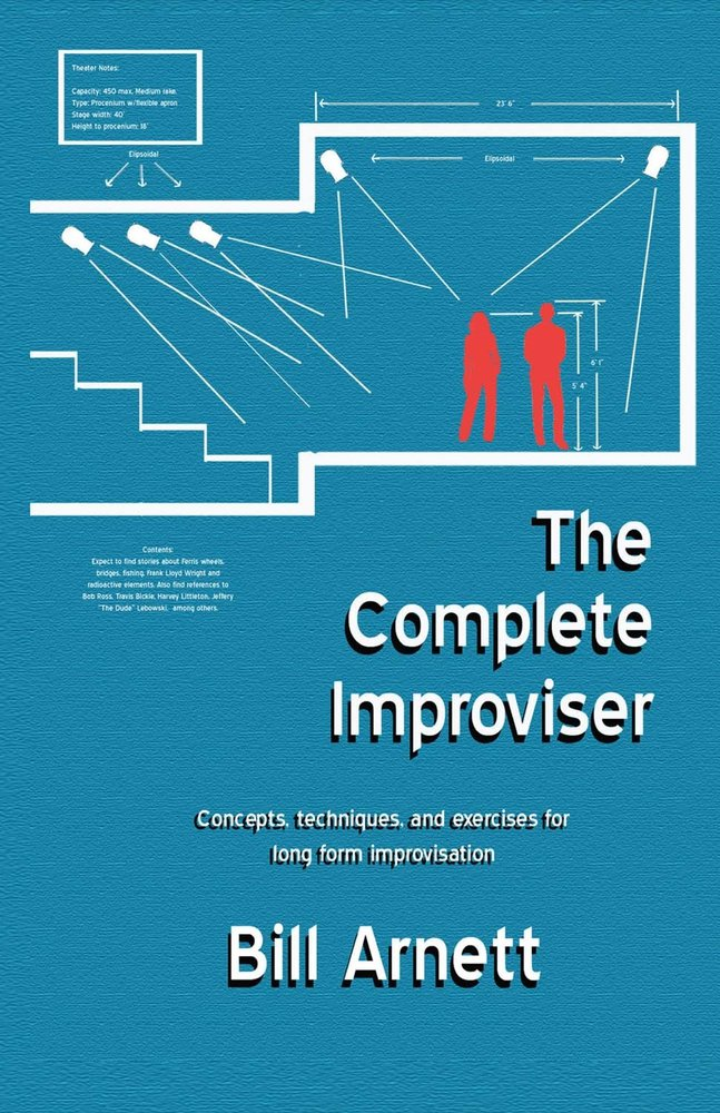 The Complete Improviser (Bill Arnett)