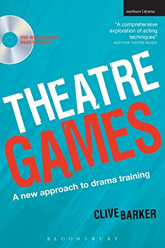 Portada Theatre Games: A New Approach to Drama Training (Clive Barker)