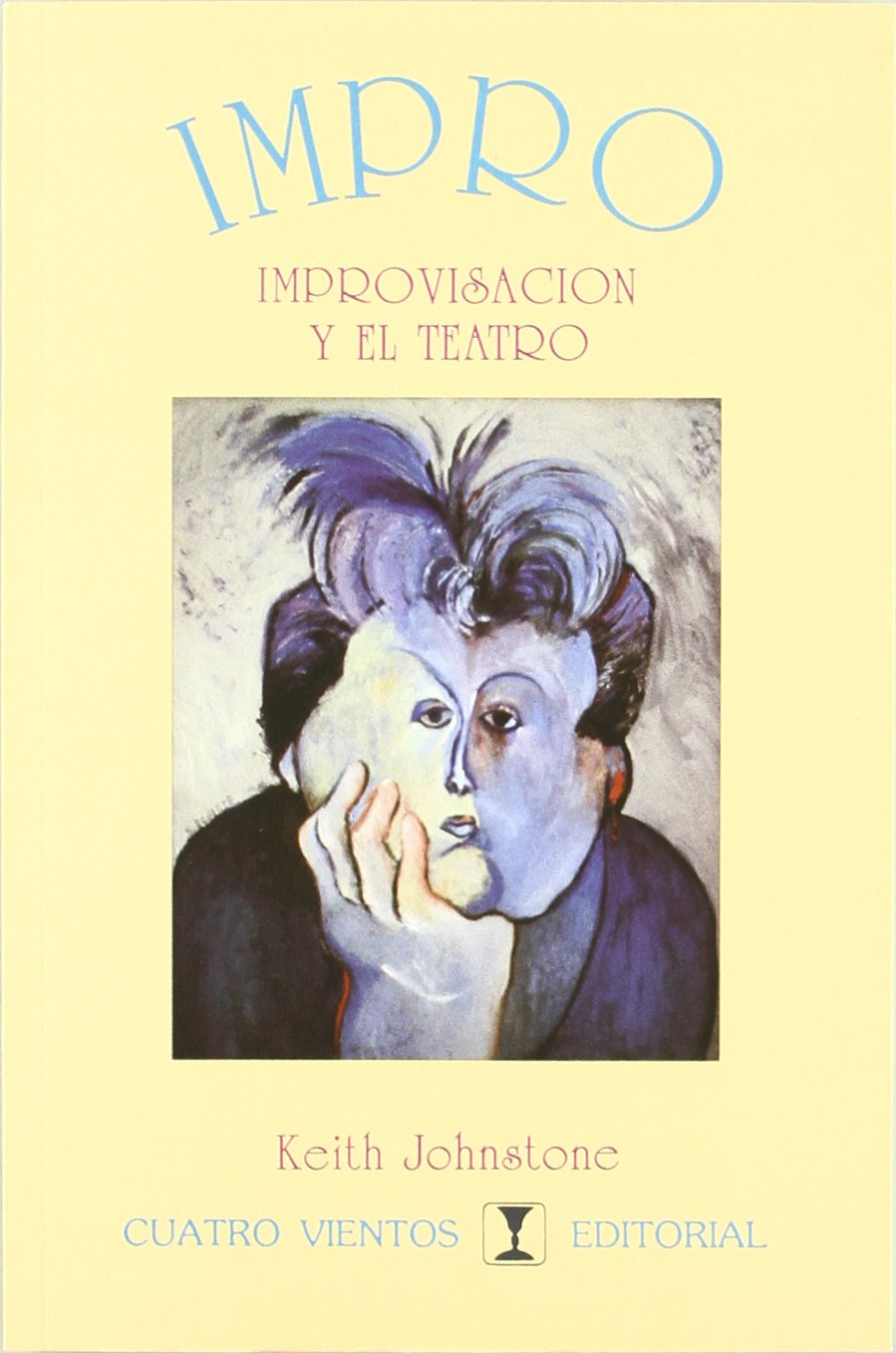 Portada Impro, Keith Johnstone
