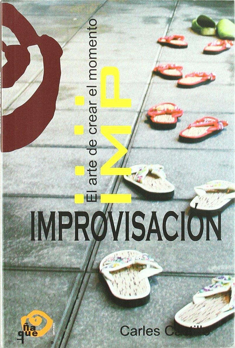Portada Improvisación (Carles Castillo)