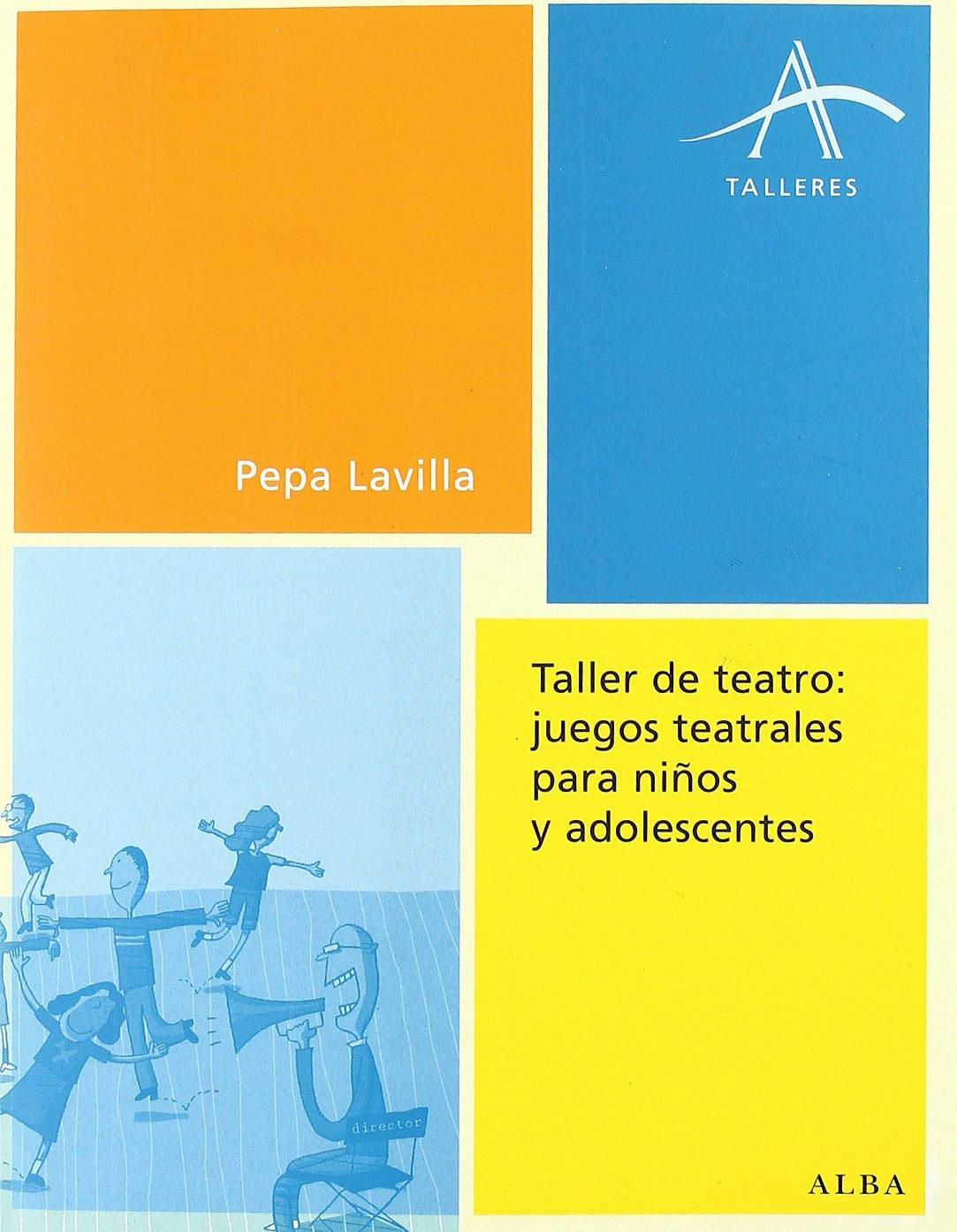 Taller de Teatro- Pepa Lavilla