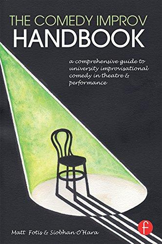 The Comedy Improv Handbook - Matt Fotis