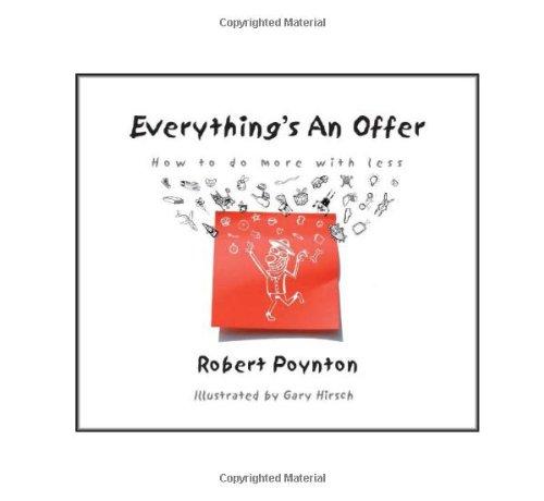 Everything's an offer Robert Poynton