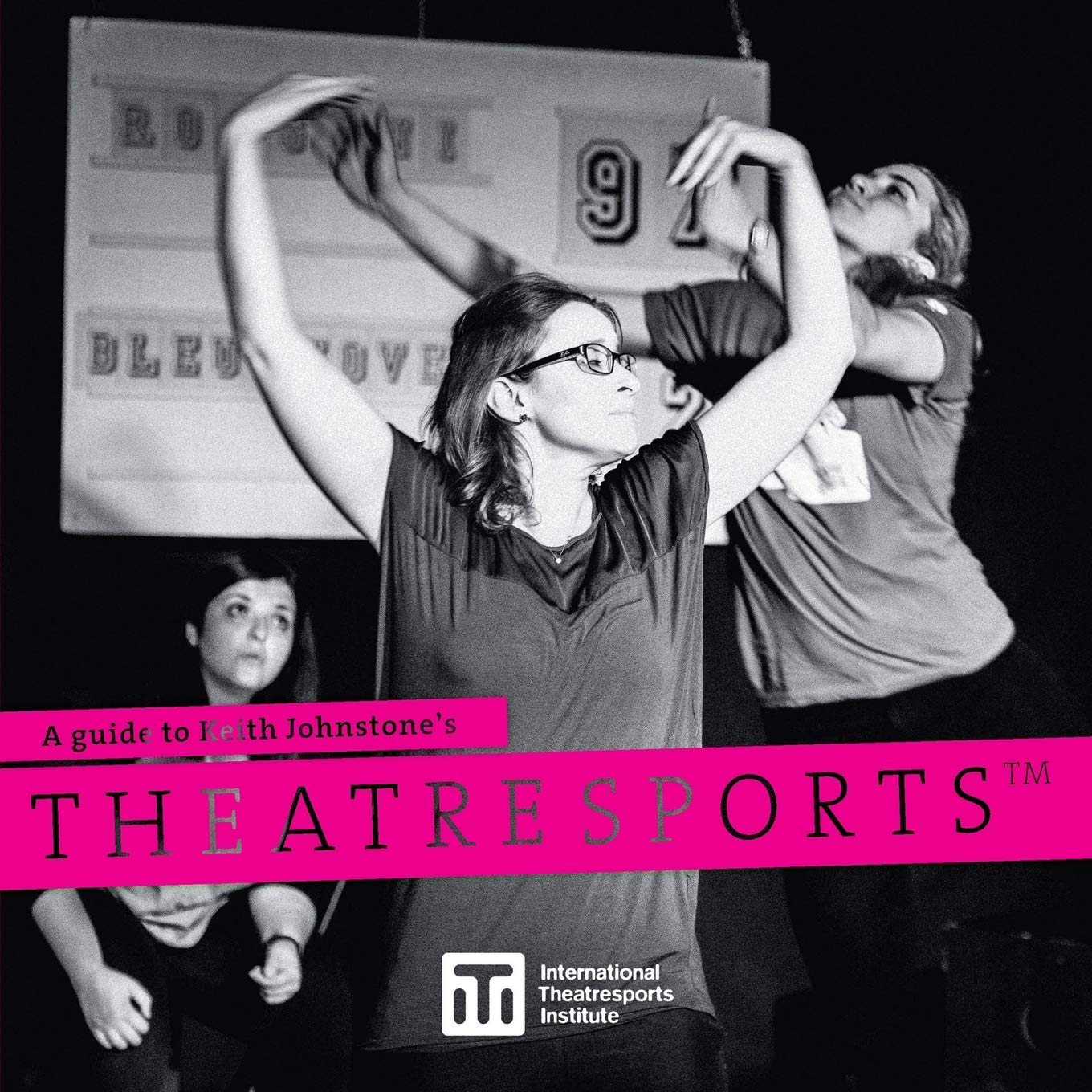 Portada Guide to TheatreSports (ITI Format Guides)