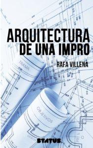 Portada Arquitectura de una impro - Rafa Villena