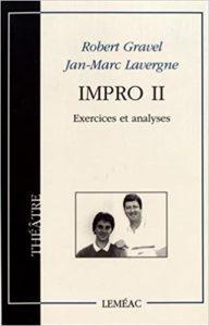 Impro tome 2 - Robert Gravel, Jan-Marc Lavergne