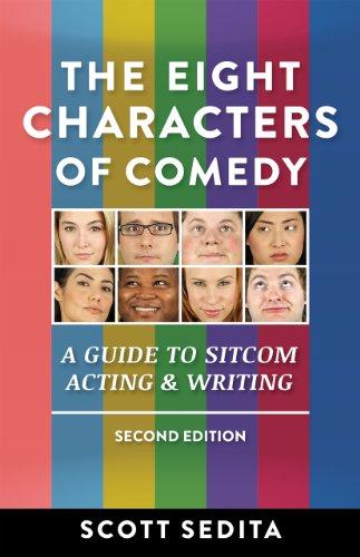 8 CHARACTERS OF COMEDY - Scott Sedita