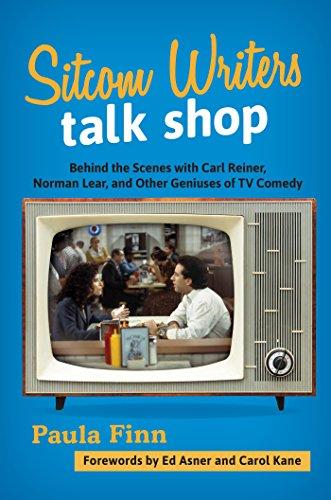 Sitcom Writers Talk Shop (Paula Finn)
