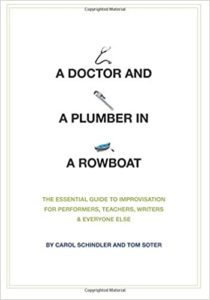A Doctor and a Plumber in a Rowboat (Carol Schindler)