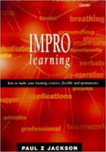 Impro learning - Paul Z Jackson